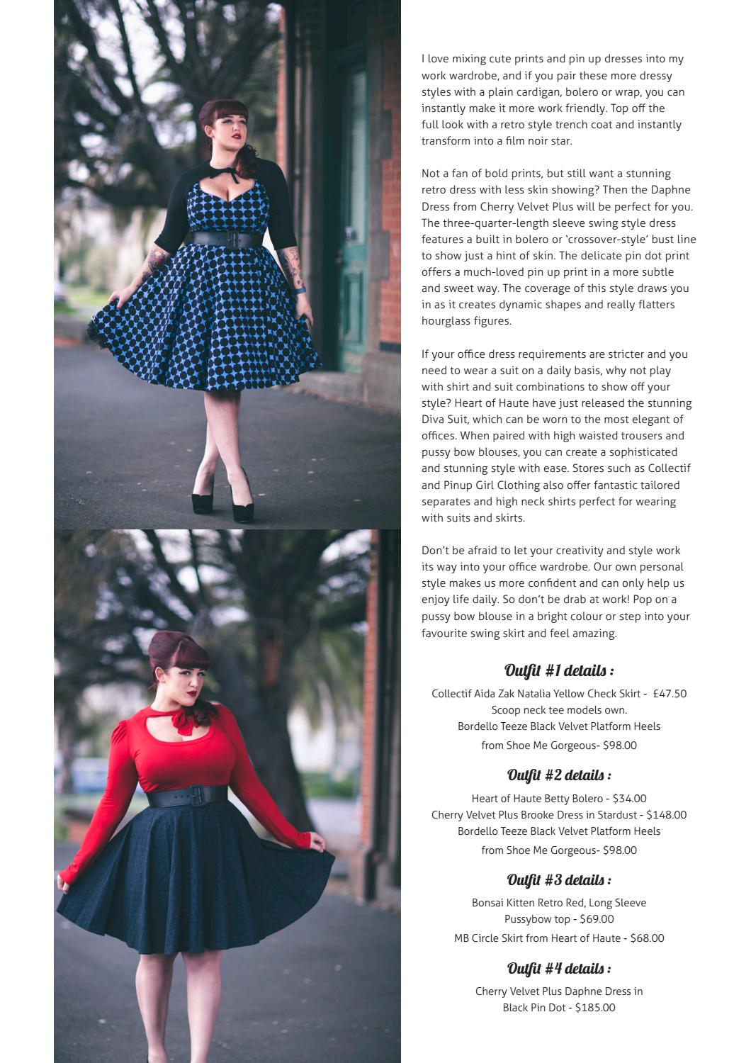 Adore Pin Up Magazine Issue 9 July August 2015 By Adore Pin Up Magazine Issuu