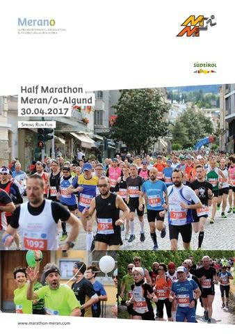 2017 Half Marathon Meran/o-Algund by Half Marathon Meran|o-Algund ...