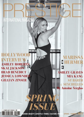PRESTIGE INTERNATIONAL MAGAZINE SPRING ISSUE WORLDWIDE EDITION by ... 70ca1327825