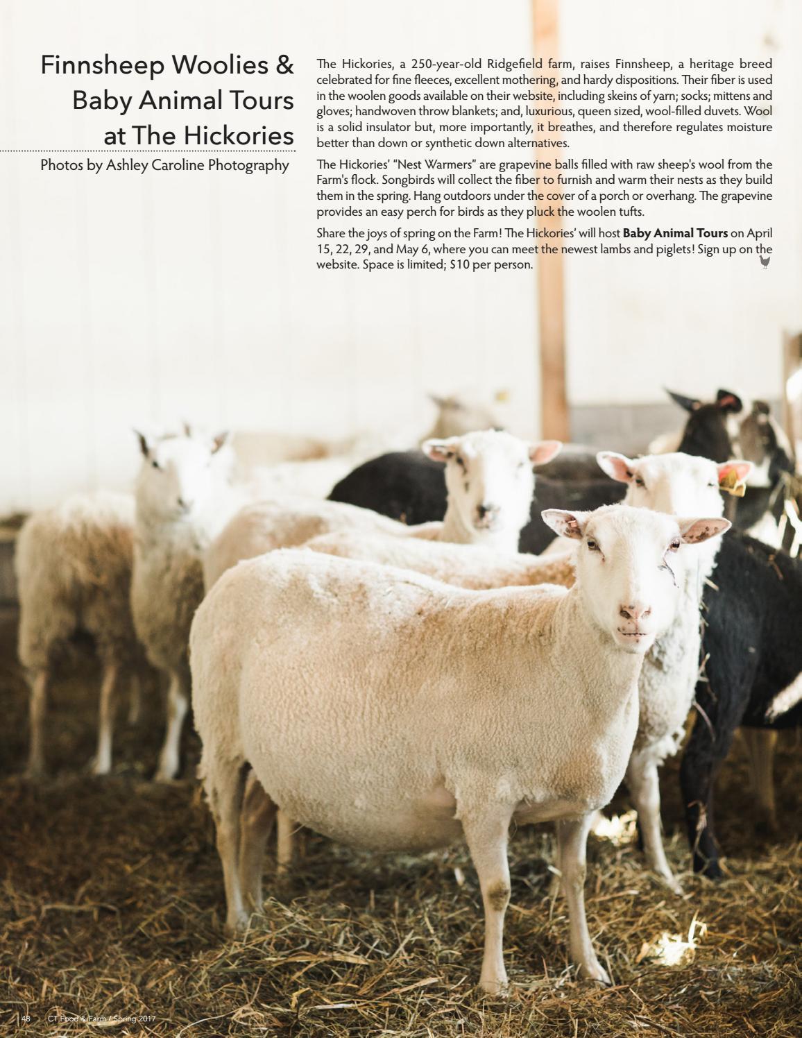 Connecticut Food & Farm Magazine, Spring 2017, Volume 8 by