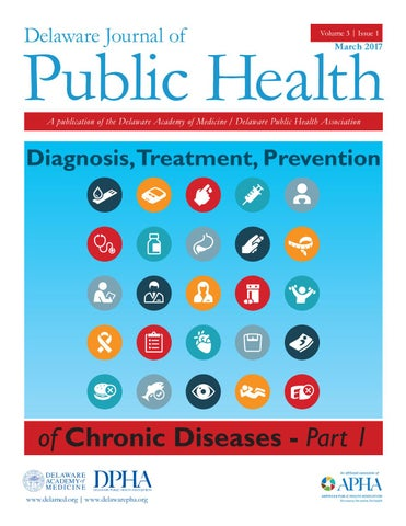 Delaware Journal Of Public Health Chronic Disease Part 1 By