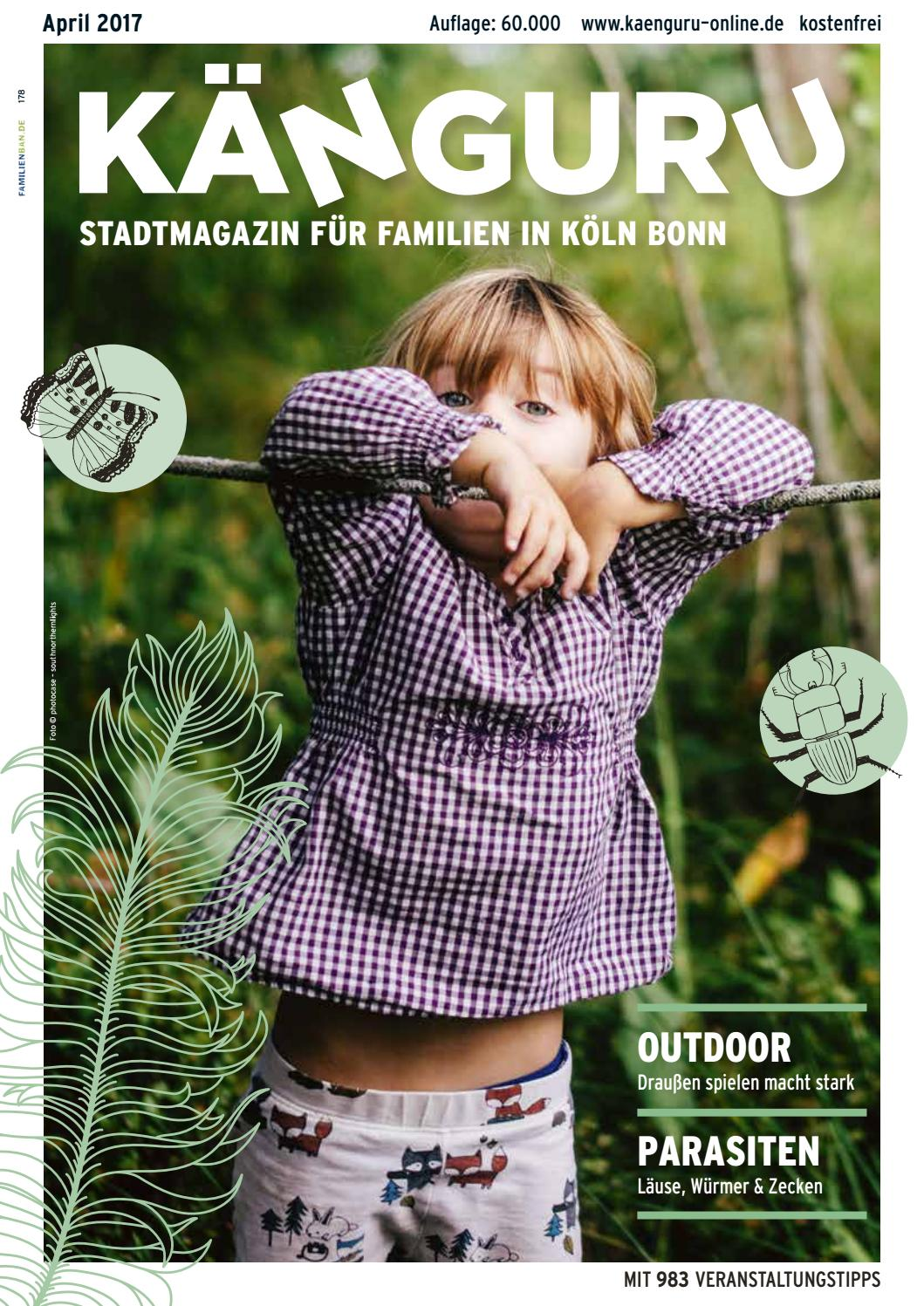 kanguru stadtmagazin fur familien in kolnbonn april 2017 by kanguru colonia verlag issuu