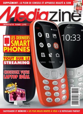 af4e03257d SUPPLÉMENT : LE PLEIN DE CONSEILS ET APPAREILS BEAUTÉ & SOIN. LES DERNIERS.  SMART. PHONES ...