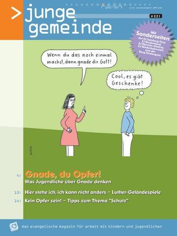Junge Gemeinde 221 Gnade Du Opfer By Joachim Hoffleit Issuu