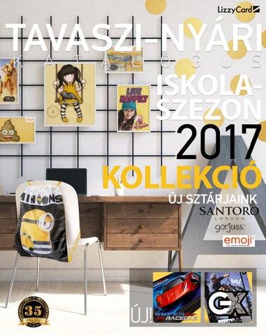 79b35dcb93 Lizzy Card tavaszi-nyári katalógus 2017 by Lizzy Card Papír Kft. - issuu