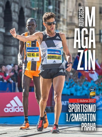 Sportisimo Prague Half Marathon 2017 - Magazine by RunCzech - issuu dd34b9b955