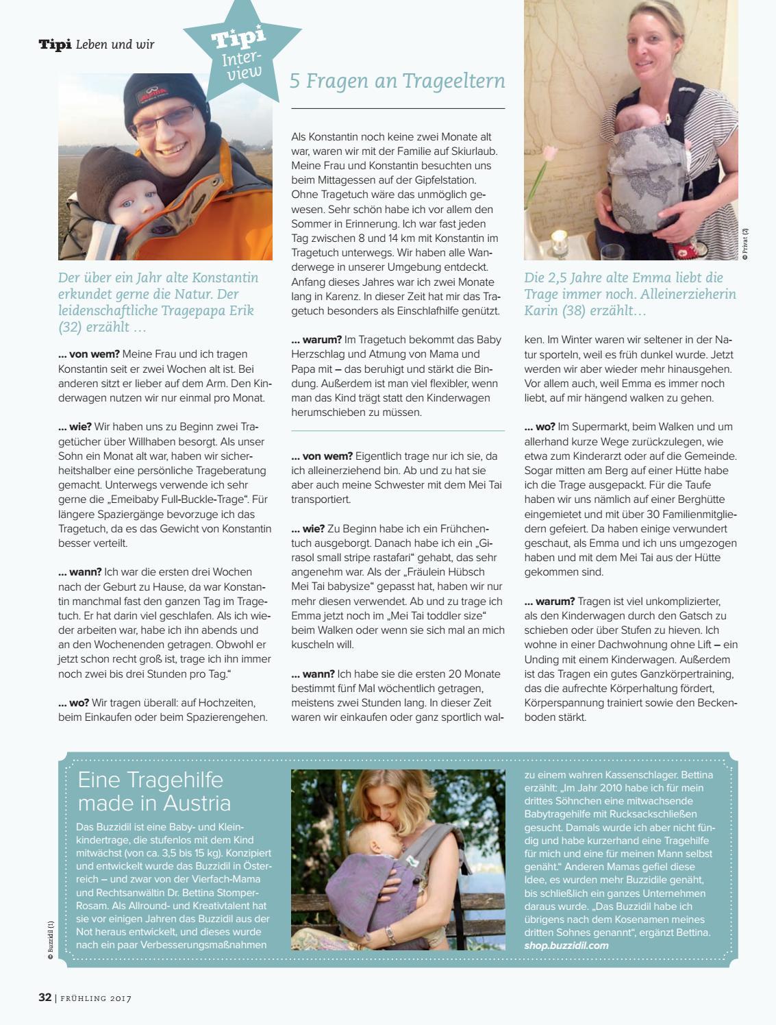 Tipi Magazin Für Die Familie Frühling2017 By Pph Media