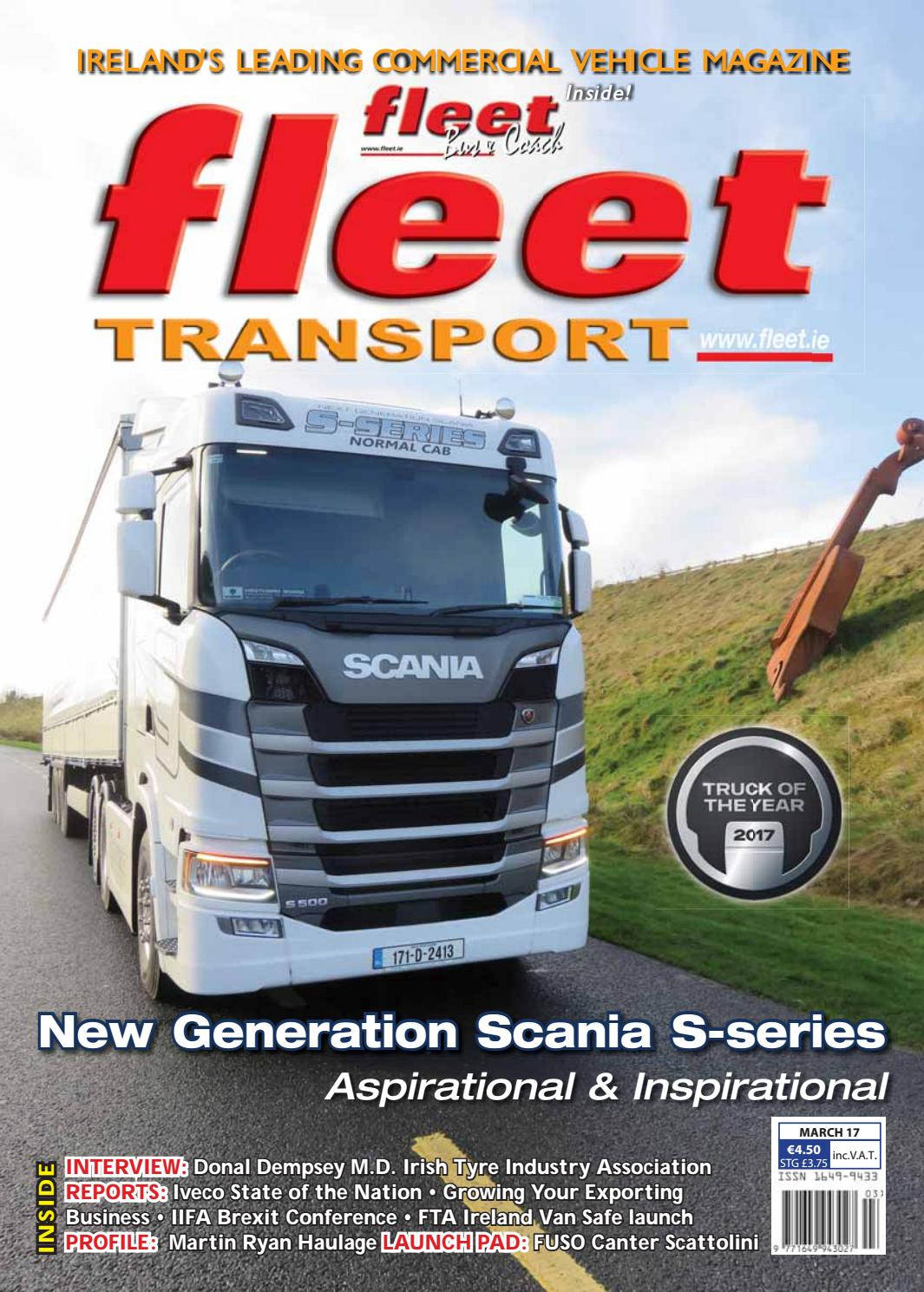 LED To Fit New Generation 17 S Series Highline Rear Roof Light Bar Scania R