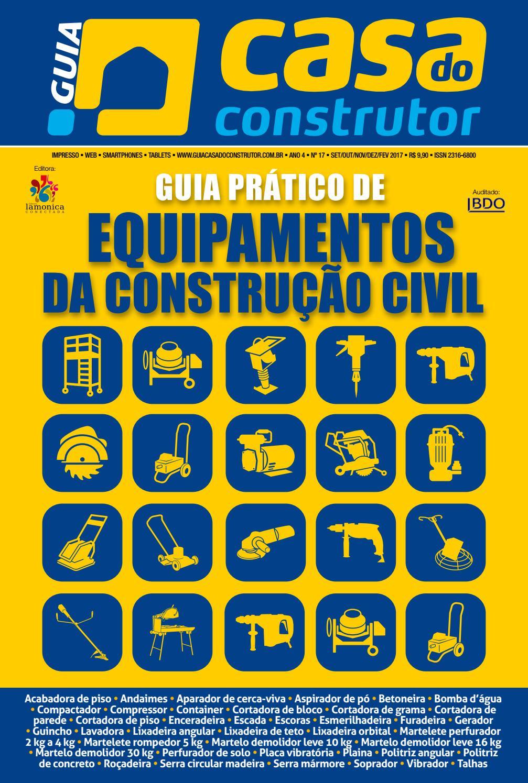 3f5d94b98 Guia Casa do Construtor nº 17 by Editora Lamonica Conectada - issuu