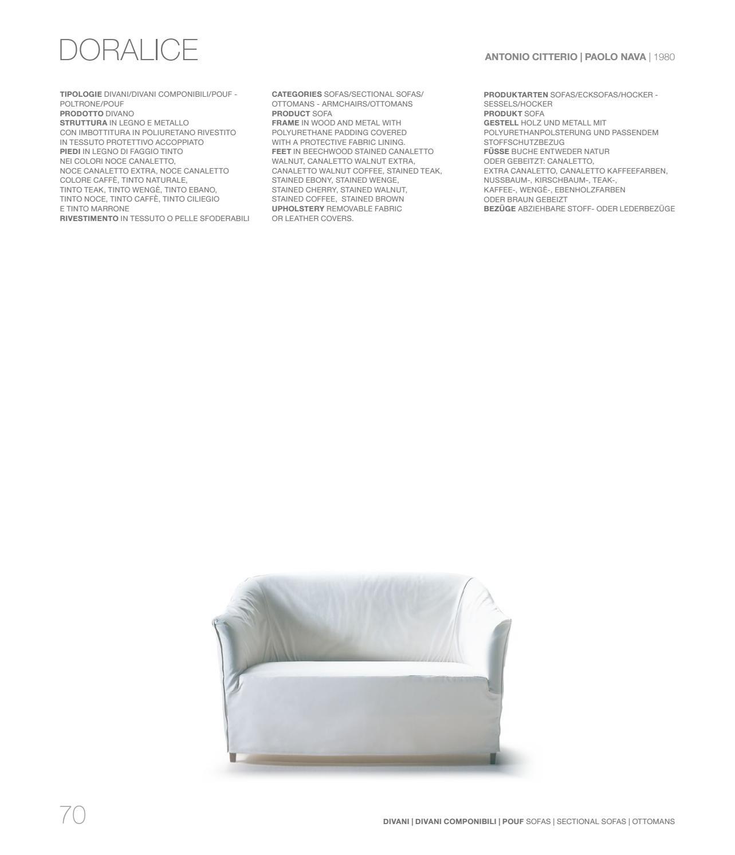 Colori Tessuti Poltrone E Sofa.Living Catalogue Vol 1 By Flexform Issuu