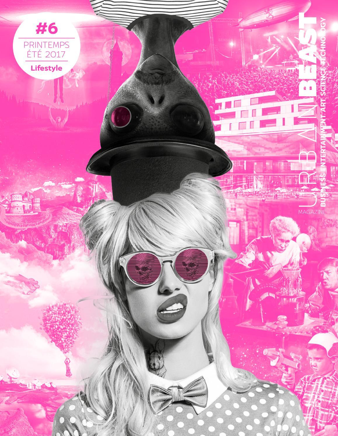 brand new 17790 2c461 Urban BEAST Magazine Luxembourg  6 Printemps-Été 2017 by Farvest - issuu
