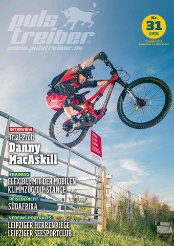 23a1b2b80bf1d8 PULSTREIBER Leipzig Ausgabe 31 - Frühling 2017 by Sportmagazin ...