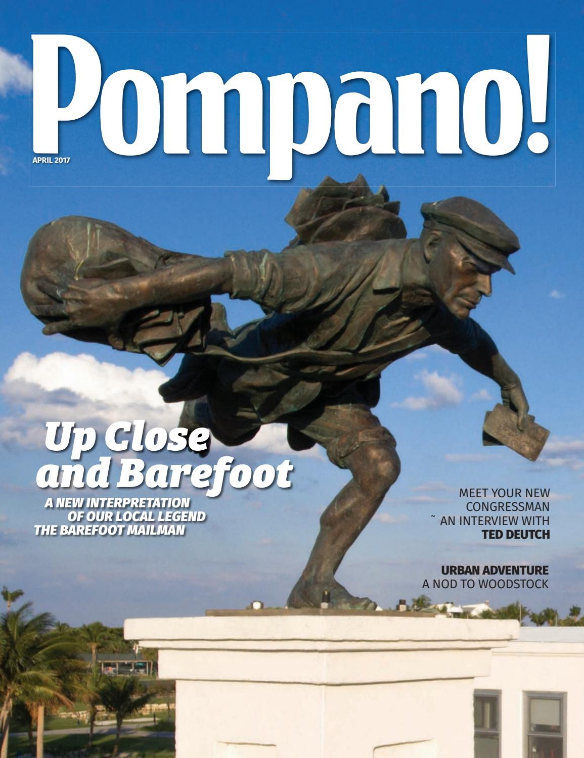 Pompano! Magazine April 2017 by Point! Publishing - issuu