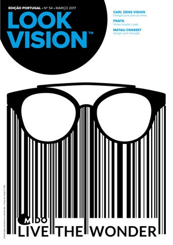168b7e407 Lookvision54 issu by LookVision Portugal - issuu