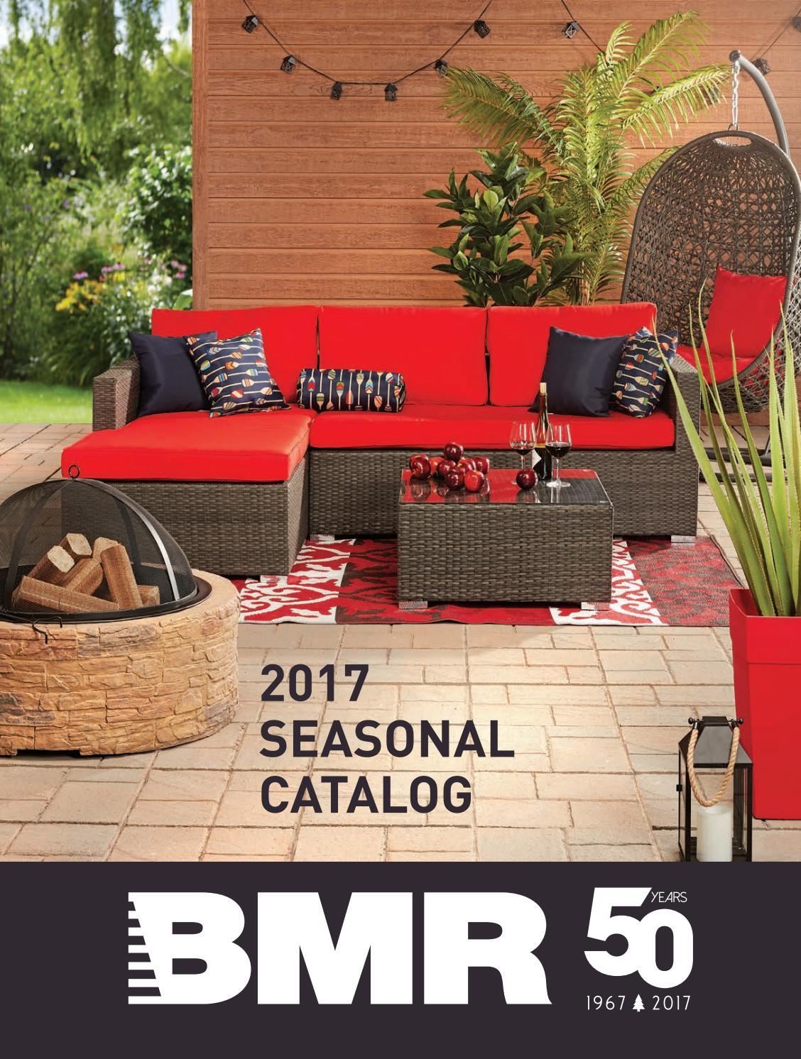 Bmr 2017 Seasonal Catalog By Groupe