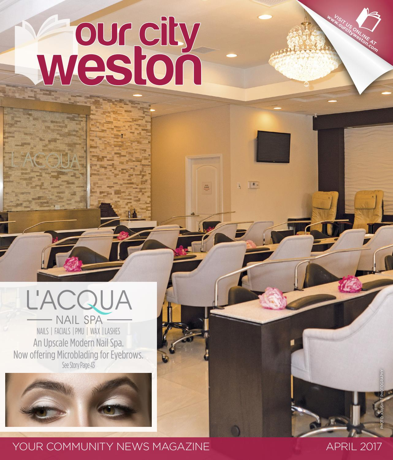 Our City Weston April 2017 by Our City Media - issuu