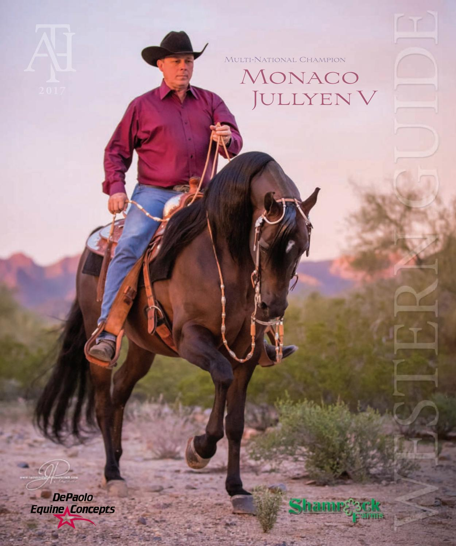 Aht 2017 Western Guide Published In Arabian Horse Times By Arabian Horse Times Issuu
