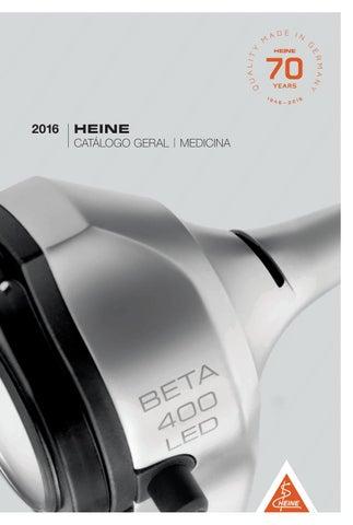 Heine catalogo geral medicina 2016 by dinartedamaso - issuu 39d0776f40