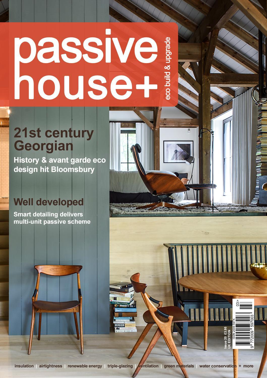 Passive House Plus Issue 20 Uk Edition By Passive House
