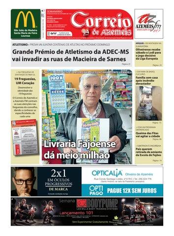 28 03 2017 by Correio de Azeméis - issuu fe9a3c2872
