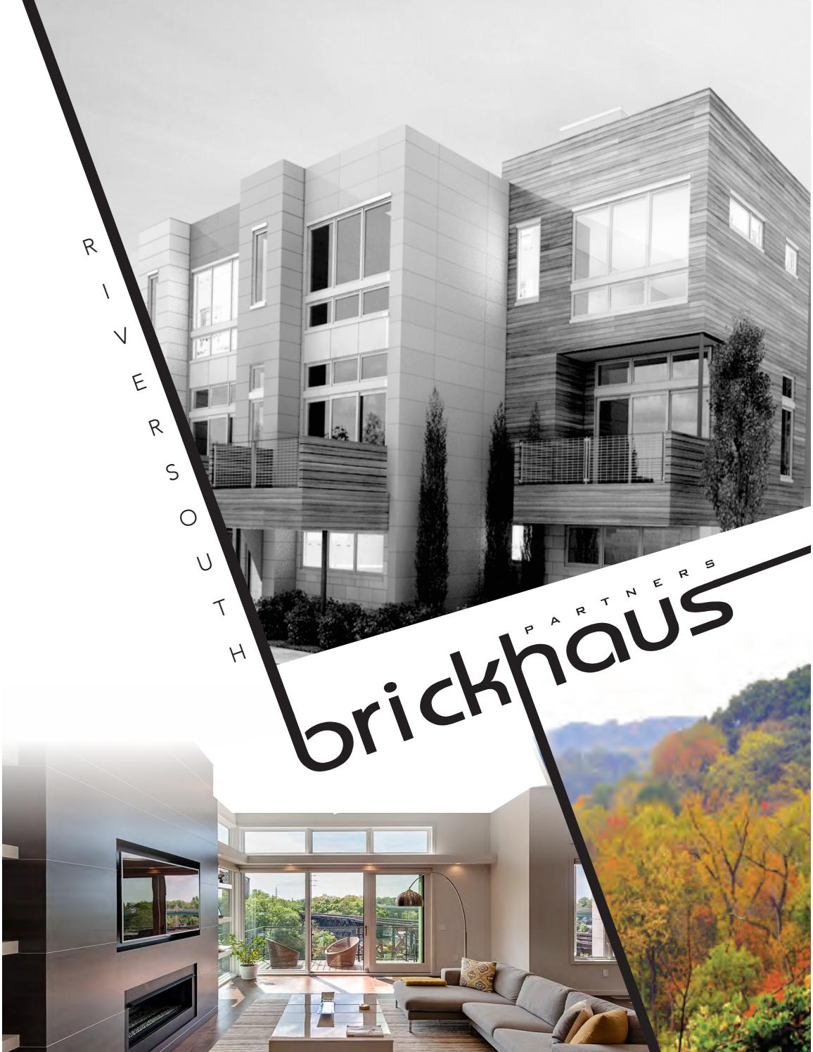 RiverSouth Modern Ecohomes by Brickhaus Partners