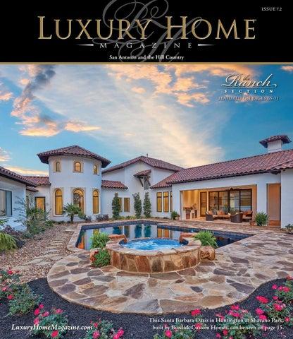 Luxury Home Magazine San Antonio Issue 7.2