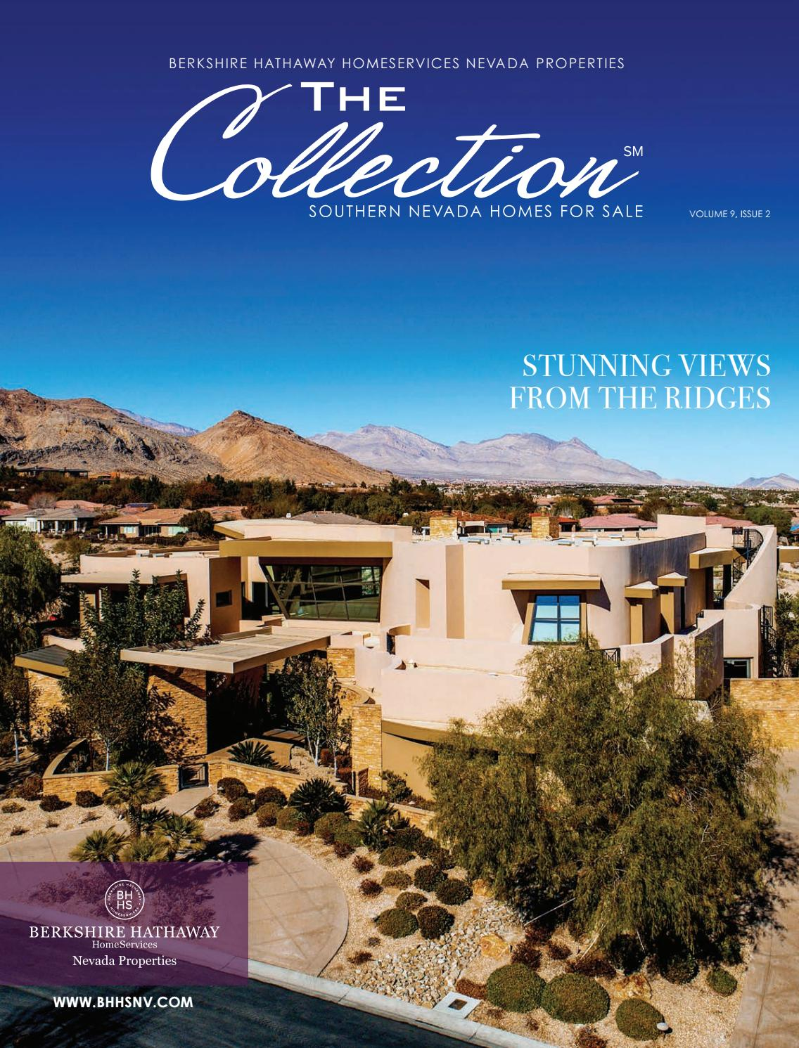 Bhhs Nevada Collection Magazine 9 2 By