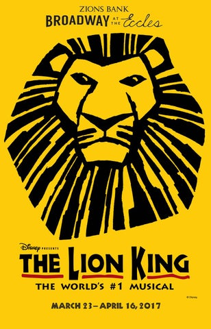 the lion kingmills publishing inc. - issuu