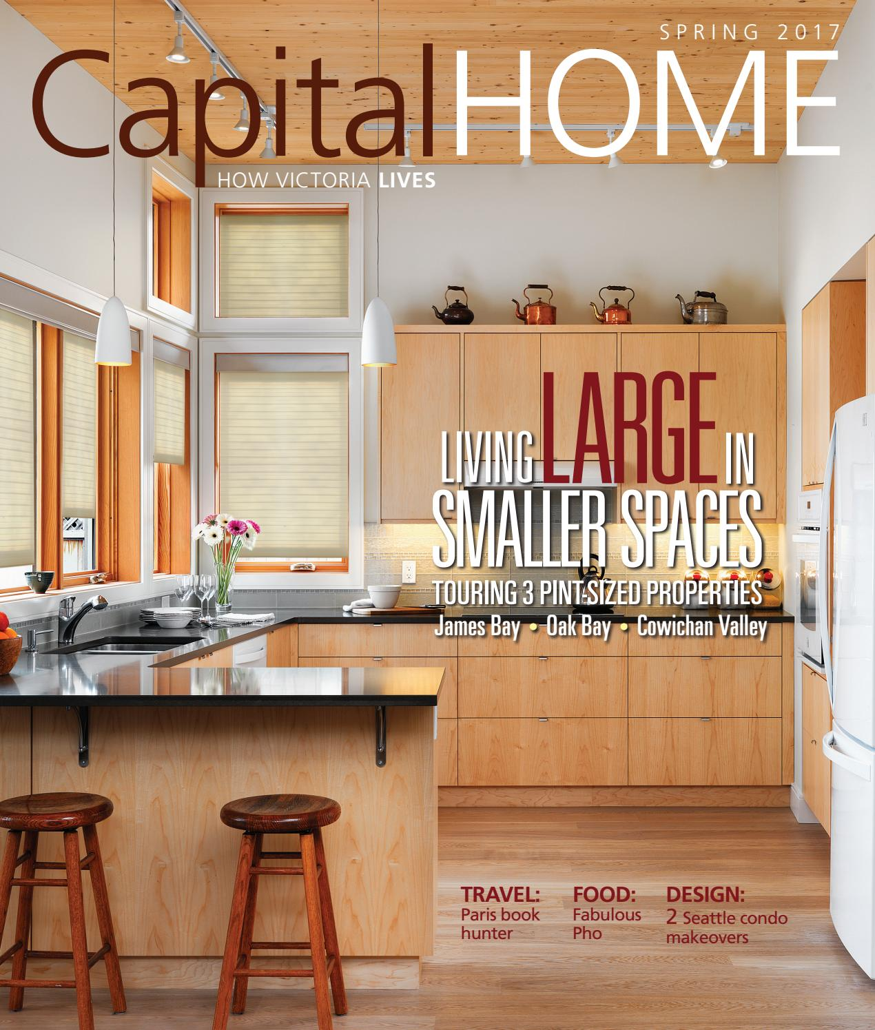 Capital Home Spring 2017 by Times Colonist - issuu