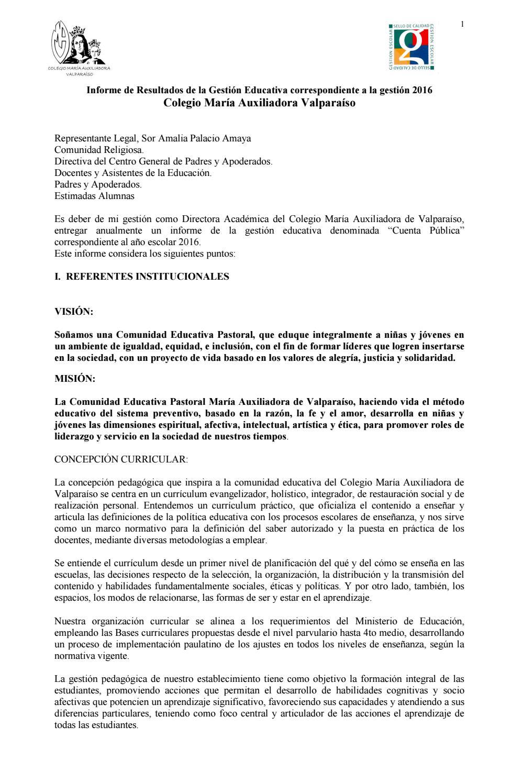 Cuenta publica 2017 by Cuadro de Honor Primer Semestre 2014 - issuu
