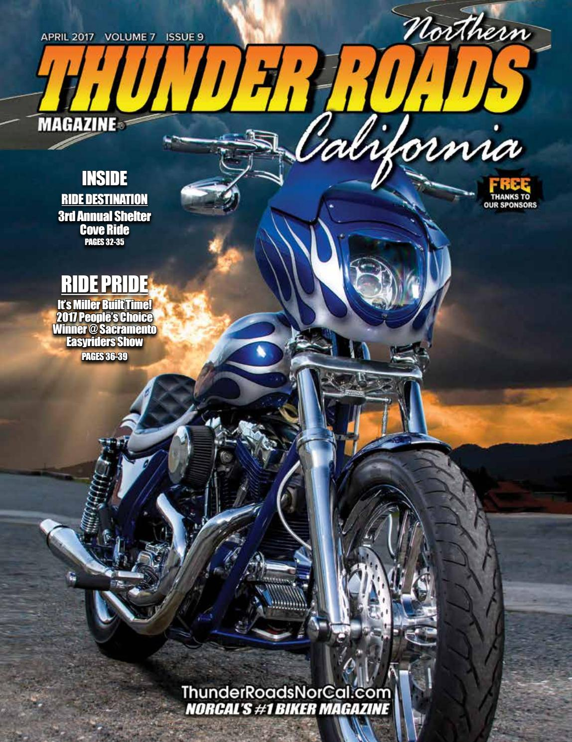 Thunder Roads NorCal - April 2017 by trmnorcal - issuu