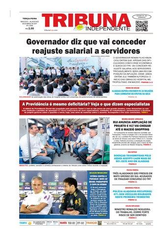 faf0c62fc6057 Edição número 2866 - 28 de março de 2017 by Tribuna Hoje - issuu