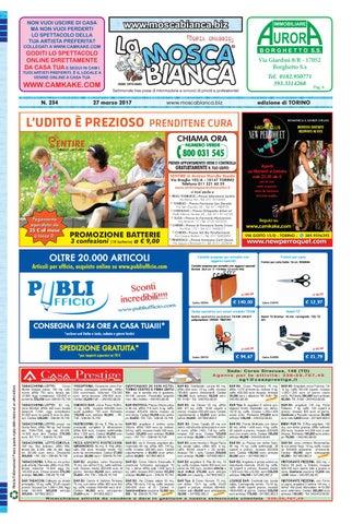 La Mosca Bianca Torino n. 234 by Publidok S.r.l. - issuu a5a76181172