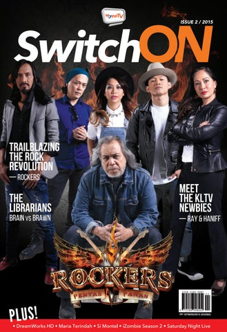 Switch On Issue 2 Backdated