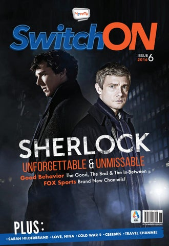Switch On Issue 6 Backdated