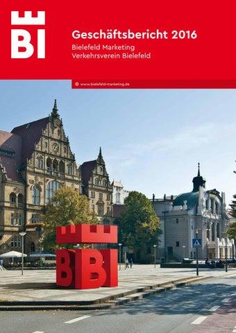 Geschäftsbericht 2016 by Bielefeld.JETZT - issuu