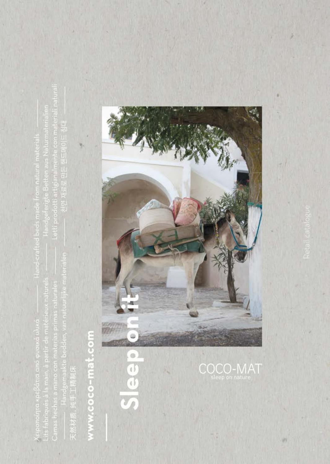 COCO-MAT Catalogue 2016_new_Εn_Sp_It_ 2016 new by COCO-MAT - issuu