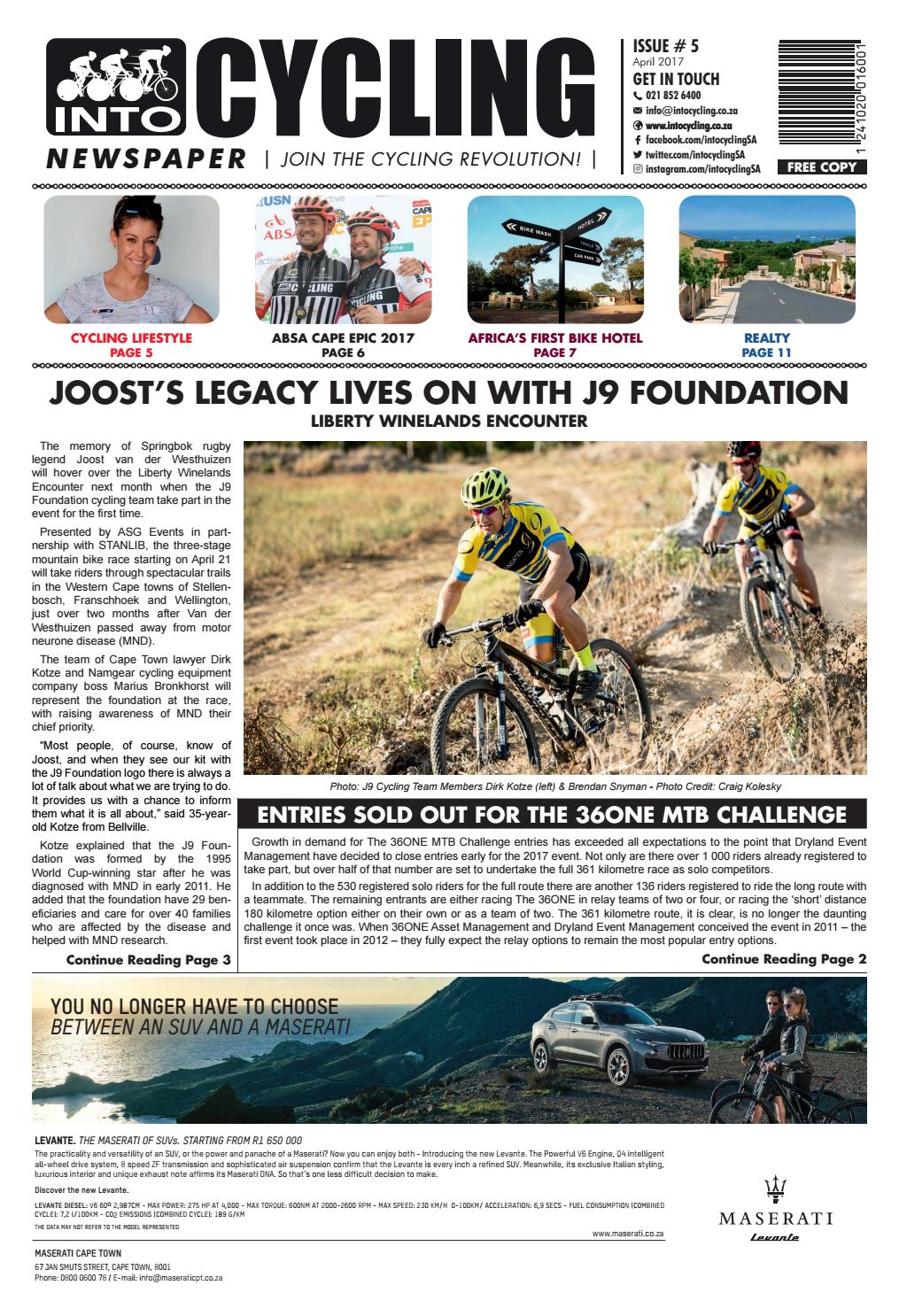 411503696 Into Cycling - April 2017 by Into Cycling - issuu