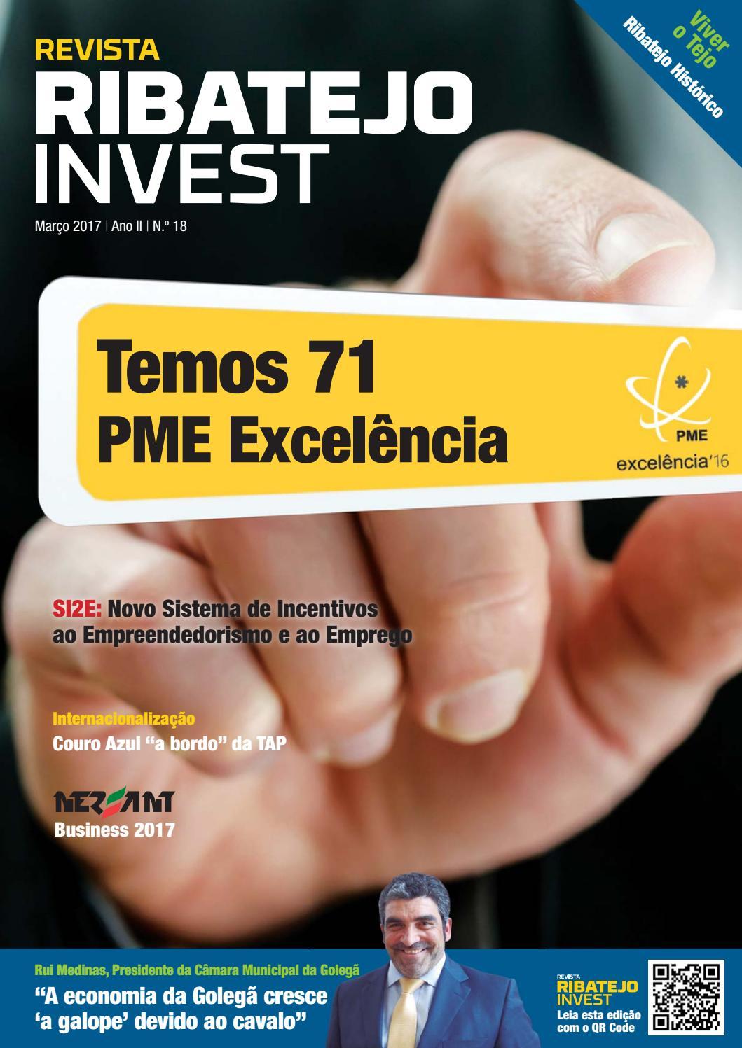 Revista Ribatejo Invest Mar O 2017 By Nersant Associa O  # Jodelsa Muebles