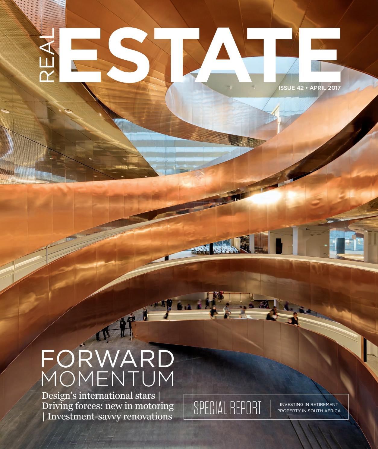 Real Estate April 2017 ( Issue 42 ) by REAL|life - issuu
