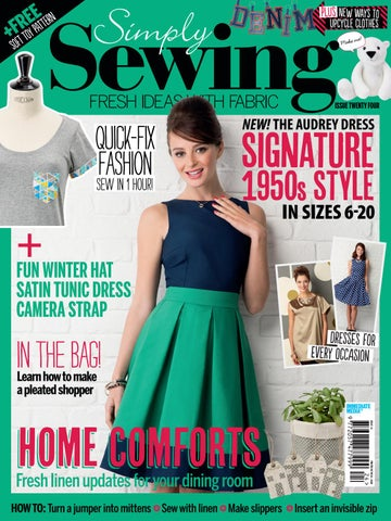 604dab6ae Simply Sewing issue 24 by Simply Sewing - issuu