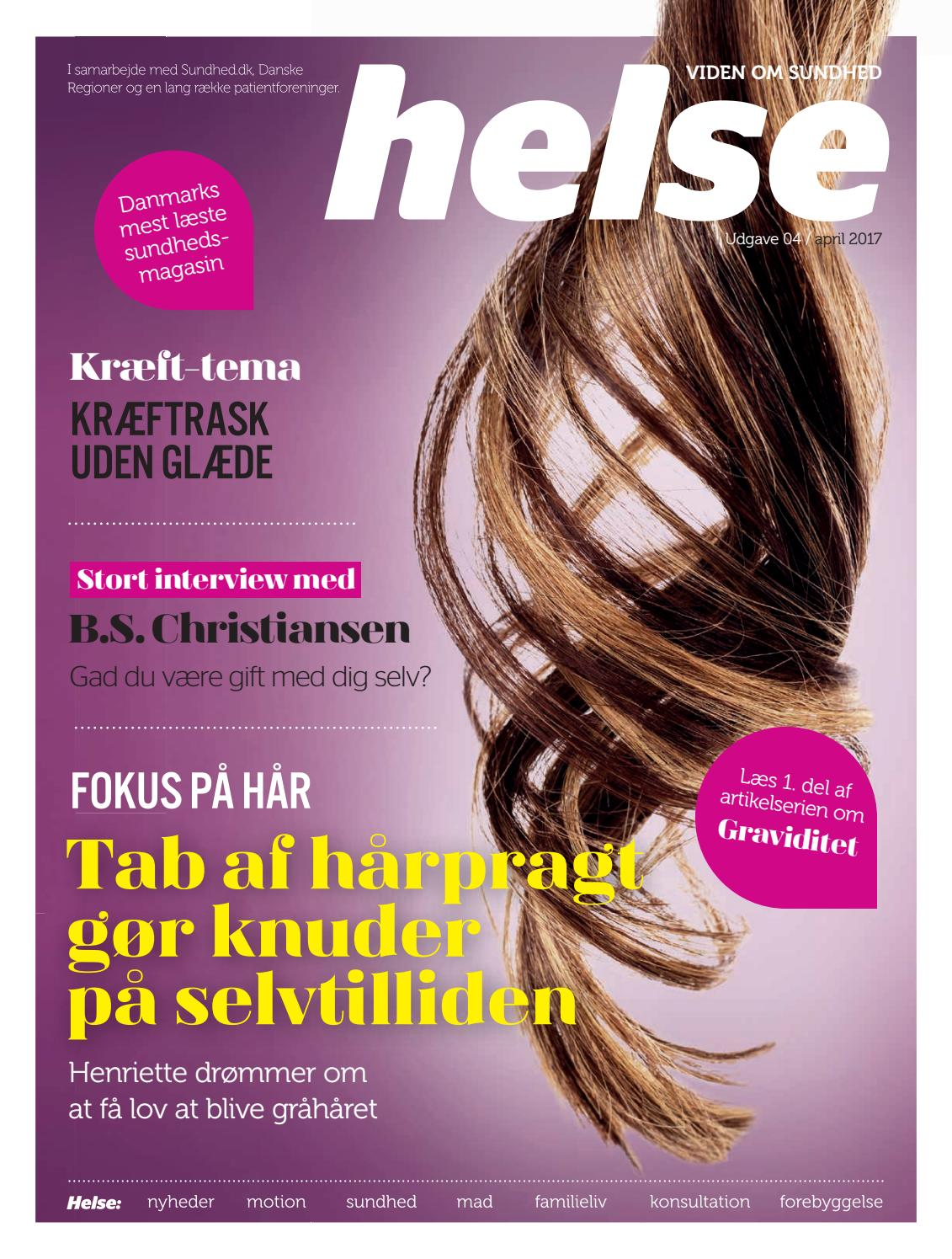 1703be605f09 Helse-2017-04 by Mediegruppen as - issuu