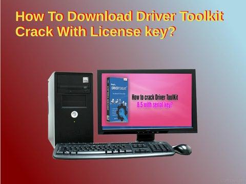 driver toolkit crack license key