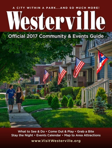 2017 Westerville Community Events Guide By CityScene Media Group