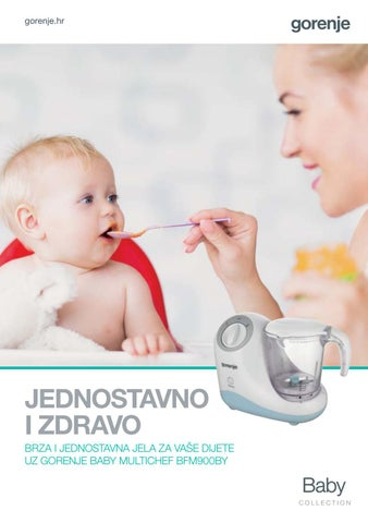 Baby multichef recepti za djecju hranu by Gorenje d o o  - issuu