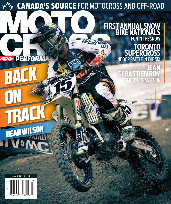 17 01 Mxp Magazine By Motocross Performance Magazine Issuu
