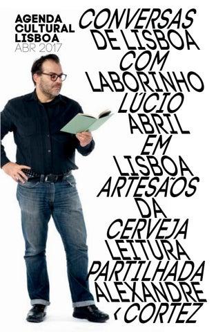 Agenda Cultural Lisboa Abril17 By Agenda Cultural Issuu