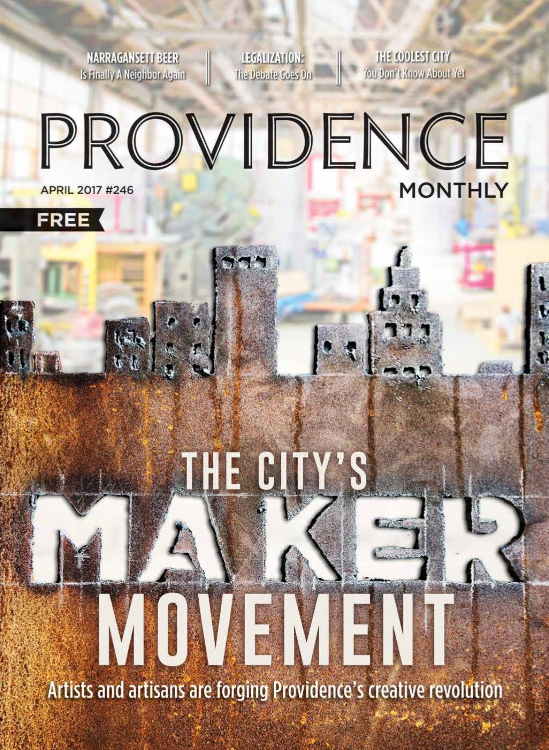 Providence Monthly April 2017 by Providence Media - issuu