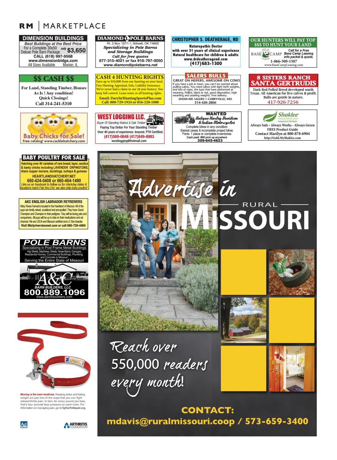Rural Missouri March 2017 by American MainStreet Publications - issuu