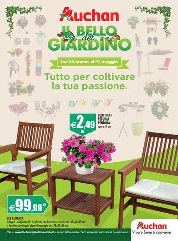 Ombrellone A Braccio Auchan.Auchan Italia Il Bello Del Giardino 2016 By Stefano Rho Issuu